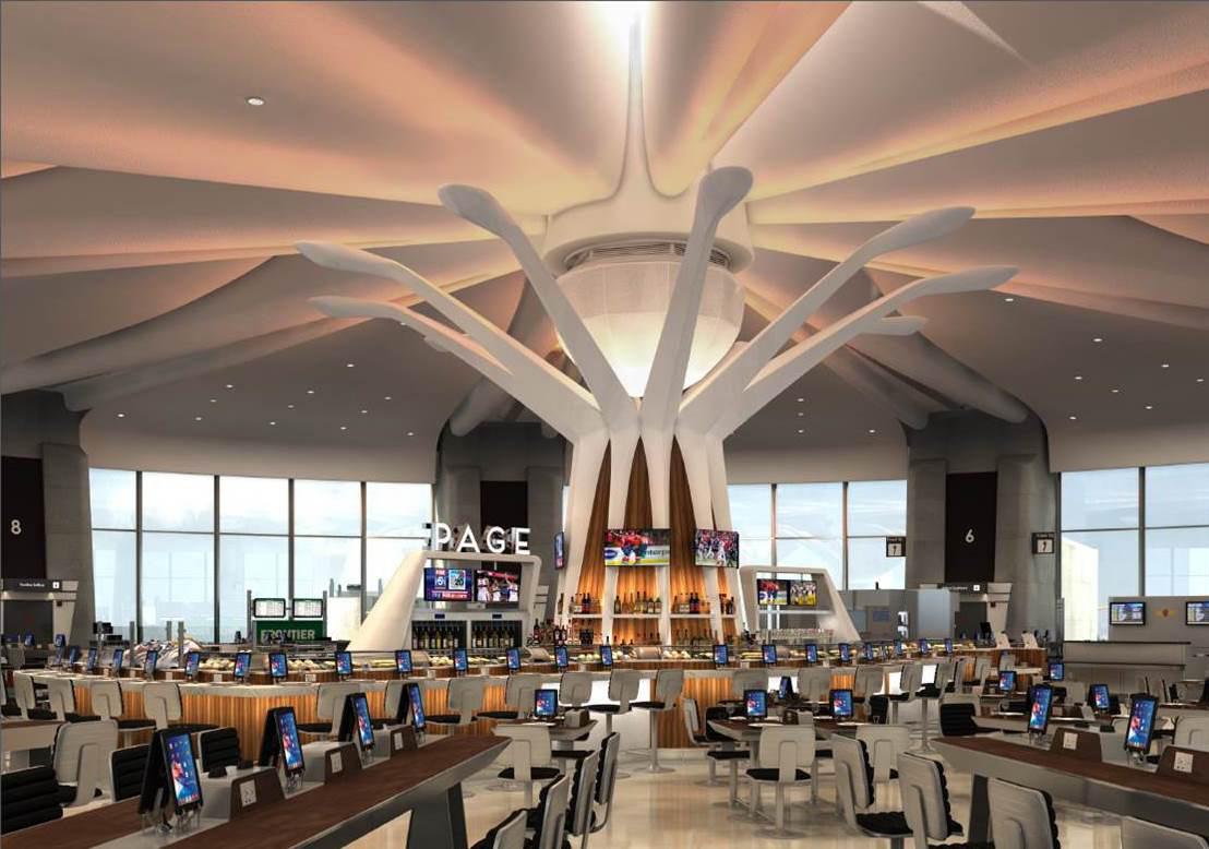 Terminal A restaurant