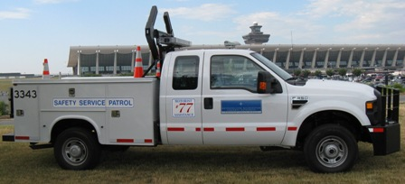 Safety Service Patrol Truck